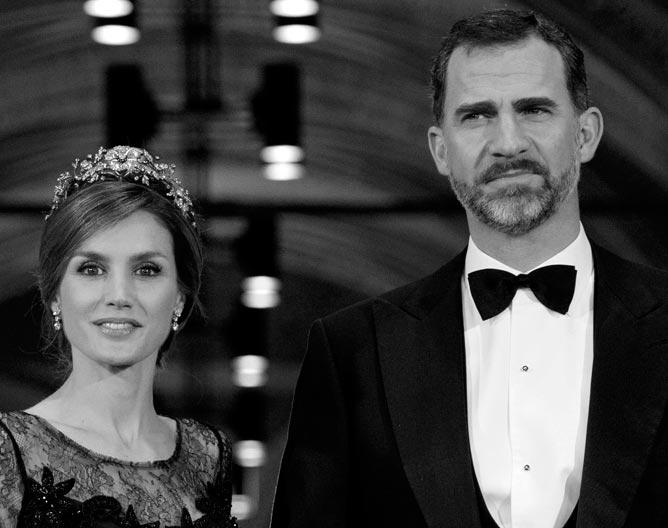 Casa real sus altezas reales los reyes de espa a redes - Casa de los reyes de espana ...